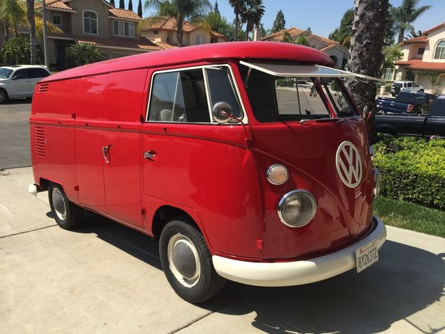 4a85084f71 This 1964 Panel Van is located in the San Diego California area and it is a  very clean and attractive driver quality restoration that would be a fun  play ...
